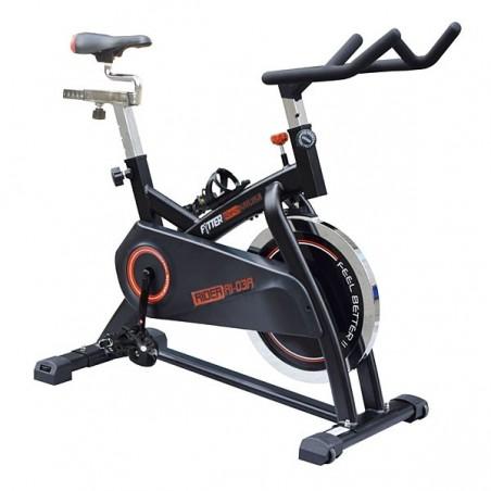 Bicicleta spinning volante 15Kg RIDER RI-03R