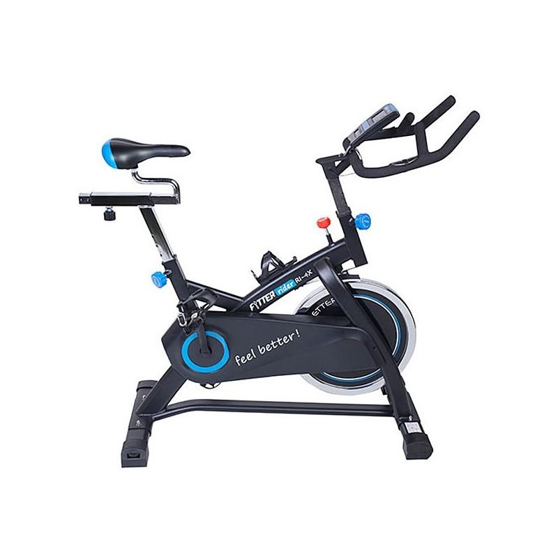 Bicicleta spinning volante 18Kg RIDER RI-4X