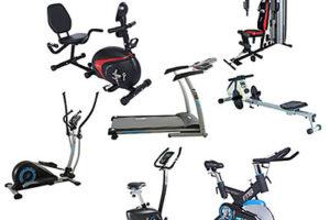 Máquinas de ejercicio para casa