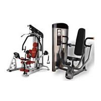 Máquinas musculación